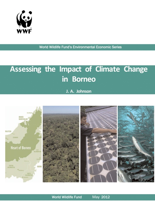 Assesing the impact of climate change in Borneo