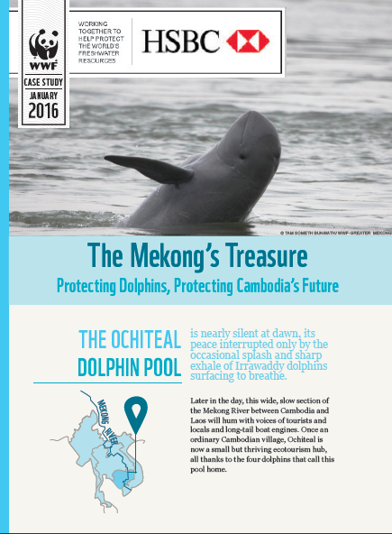 The Mekong's Treasure: Protecting Dolphins, Protecting Cambodia's Future