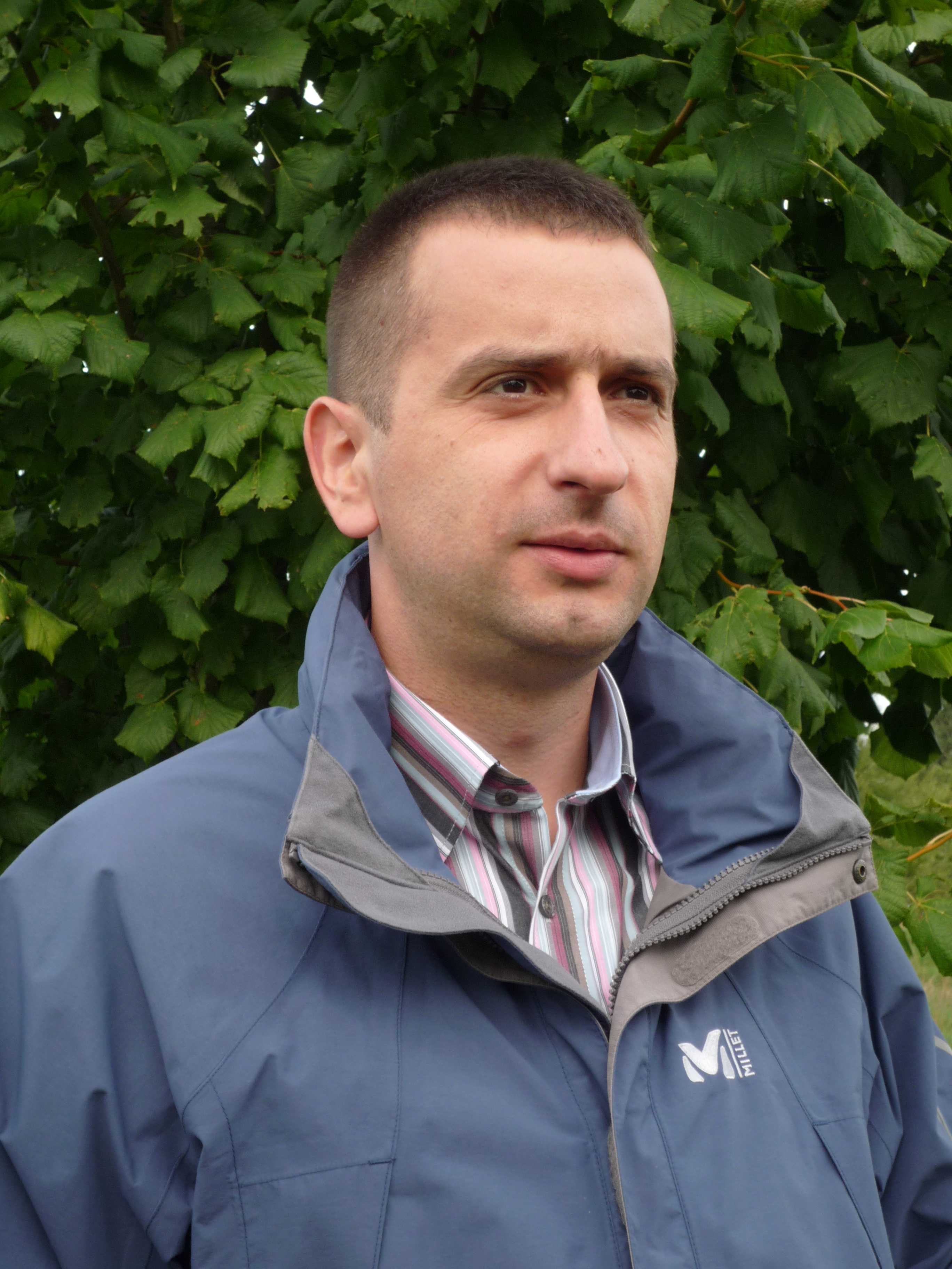 Costel Bucur, Head of Forestry and Protected Areas team at the WWF Danube-Carpathian Programme.