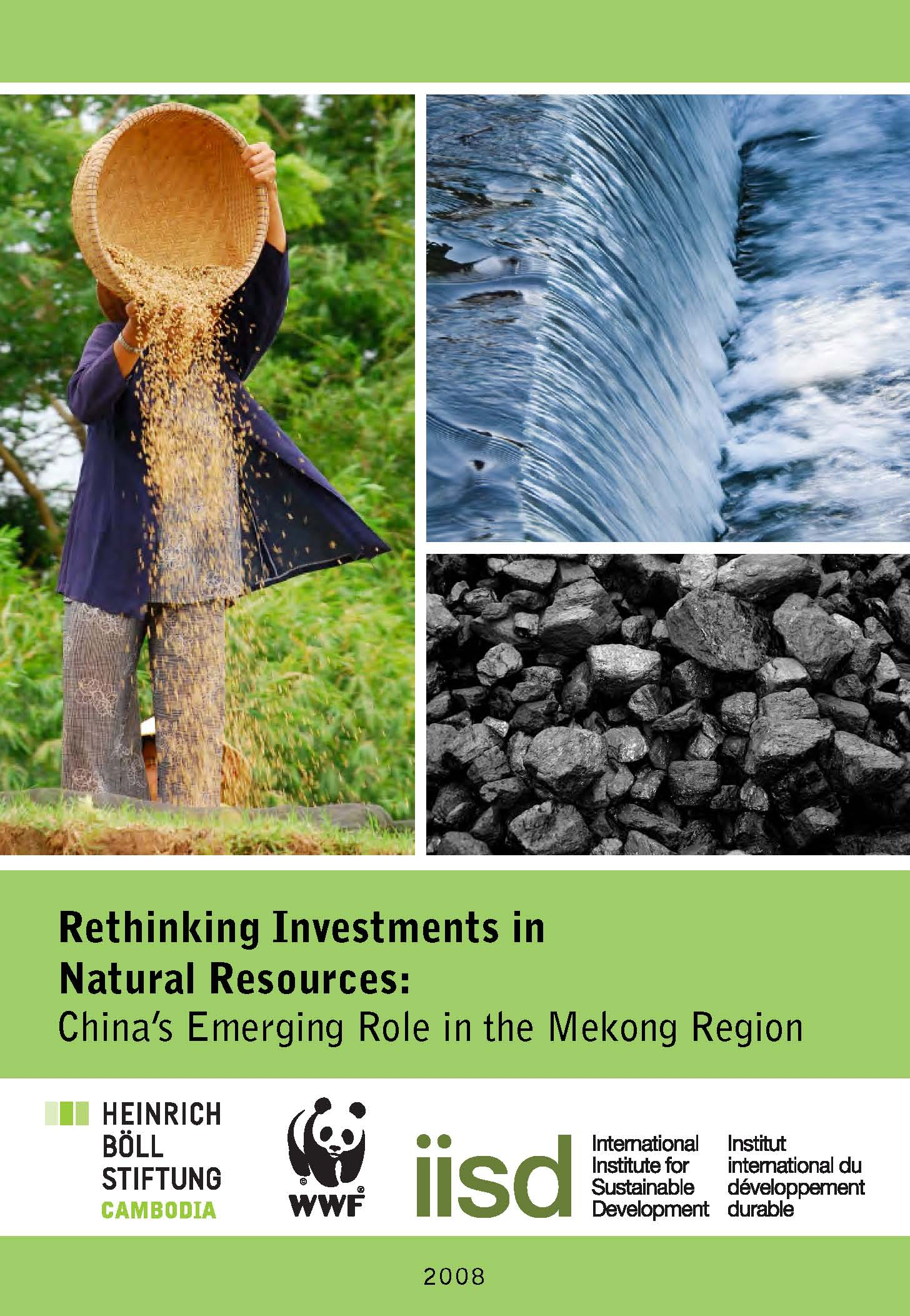 Rethinking Investments in natural resources: China's emerging role ...