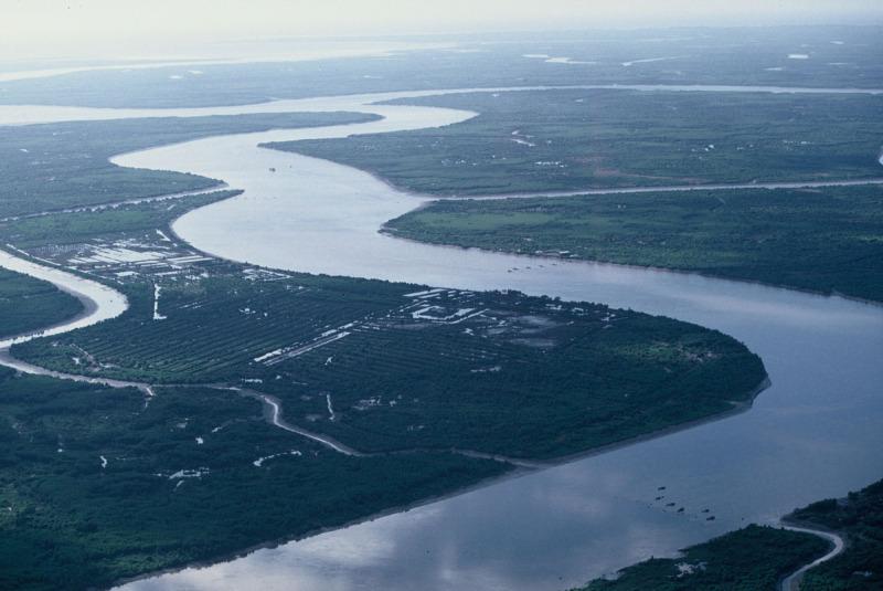 رودخانه مکونگ