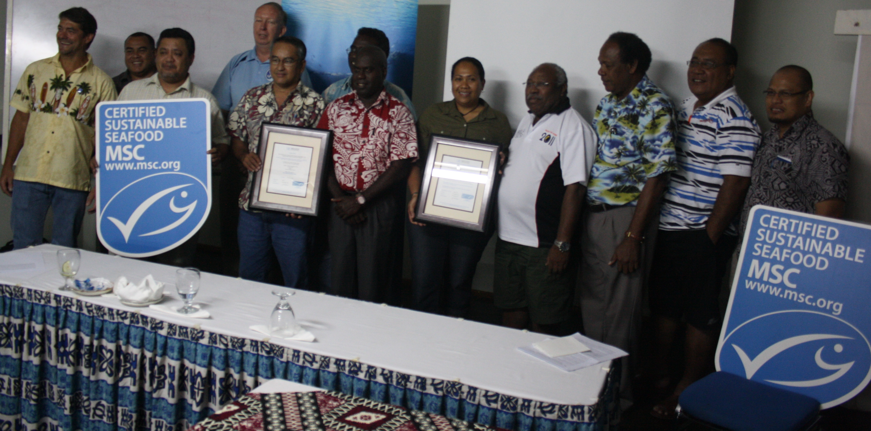 Pna becomes the largest tuna fishery to receive msc certification like this article xflitez Choice Image