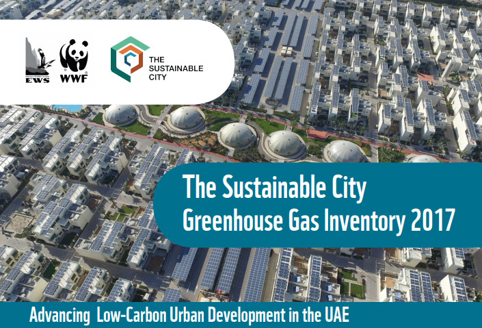 The Sustainable City Greenhouse Gas Inventory 2017