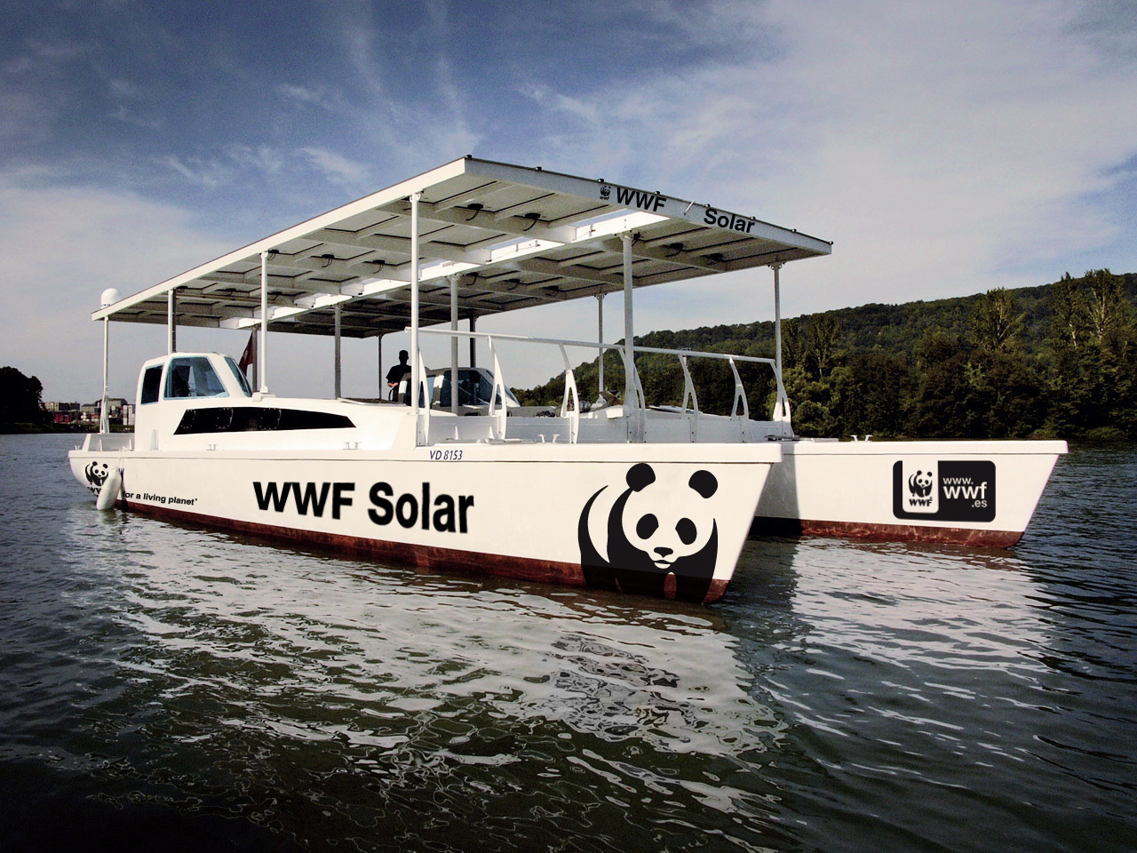 The Solar will visit some of the Mediterranean's most important costal areas over the next 3 summer
