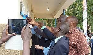 WWF Lights up 31 Schools, 20 Health Centres in Uganda