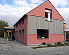 The Veronica Center for Rural Sustainability in the Czech village of Hostetin.