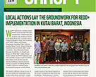 Cover: CANOPY issue 3, 2014 -- WWF global Forest and Climate Programme