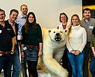 Participants at the WWF-sponsored Polar Bear Human Conflict Workshop in Tromso, Norway, February 2013.