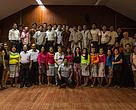 PFGTI graduates at the Amazon Intercultural University in Pucallpa, Perú