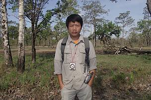 Phayvieng Vongkhamheng of Laos, WWF PBS recipient 2015