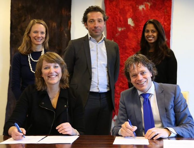 FMO and WWF agree to develop bankable water projects in Myanmar and Zambia