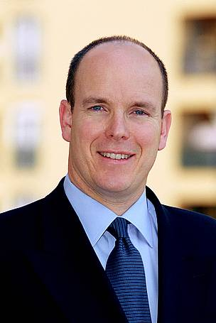 Prince Albert of Monaco for Panda Ball 2007  	© Palace of Monaco