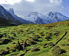 A large body of literature shows that contact with nature can improve our health and well-being. Picos de Europa, Spain.