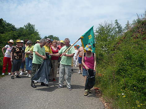 Hikers from North-East Bulgaria participate in WWF's National Day of the Nature Parks rel=