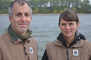 Arno Mohl and Tanja Nikowitz are connected by their love for rivers and riverine landscapes. They campaign internationally for their protection, especially for the Danube, the Drava and the Mura.