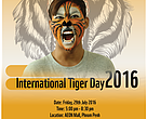 Global Tiger Day 2016