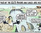Freshwater ecosystems in Europe come under lots of different pressures - here are some of the main culprits!