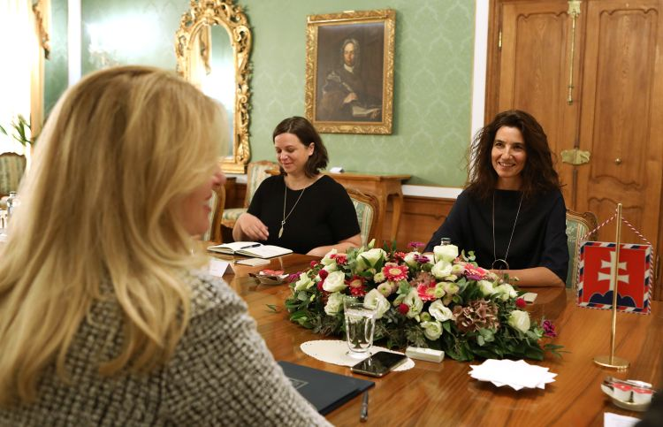 Slovak President Zuzana Caputova Meets WWF and Other NGOs, Stating That the Fight against the Climate Crisis Should Be Priority for the Entire Country