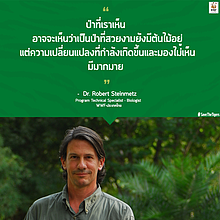 Quote   	© WWF Thailand
