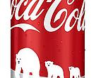 Polar bears decorated Coca-Cola cans in 2012 to support the Arctic Home campaign.