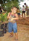 Reforestation, Paraguay / ©: Cinthya Arias for WWF Paraguay