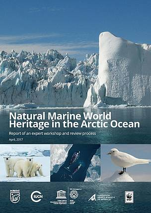New report identifies potential world heritage sites in Arctic waters