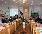 Round table on hunting held in Lviv (Ukraine).