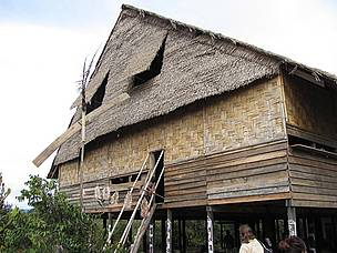 Traditional house which also functions as CFS
