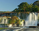 Salto Augusto fall: a rare beauty in the Amazon