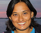Sangeeta Mangubhai, Ph.D., Papua Bird's Head Seascape Senior Technical Advisor at The Nature Conservancy (TNC).