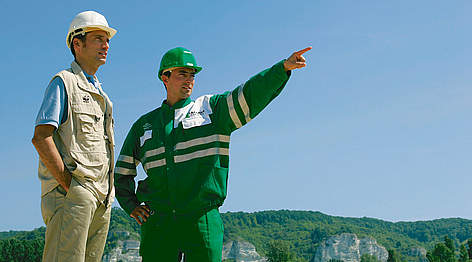 In 2000, Lafarge, the world leader in construction materials, was the first industrial group to ... rel=
