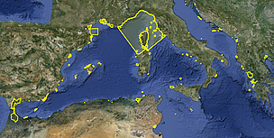Marine Protected Areas cover 4% of the Mediterranean Sea. It is not enough, we need to reach 10% by 2020.