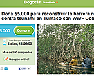 WWF Colombia / Groupon