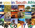 Next Conference of the Parties (CoP) will be in South Africa in September 2016