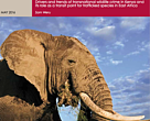 Wildlife protection and trafficking assessment in Kenya: Drivers and trends of transnational wildlife crime in Kenya and its role as a transit point for trafficked species in East Africa
