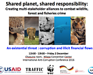 Workshop on corruption in wildlife crime at IACC in Panama