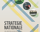 Cover of Algeria's first national strategy to conserve wetlands