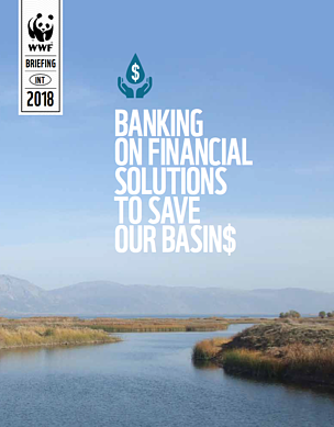 WWF Bankable projects brochure