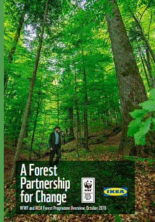 Partnership for Change: WWF IKEA forest programme overview 2018