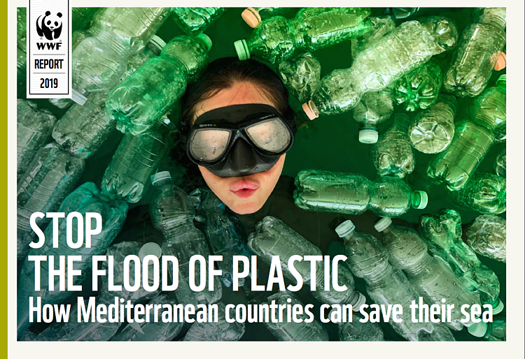 Flawed plastic system hits the Mediterranean Sea and its economy