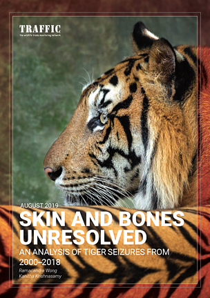 New report on tiger seizures
