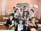 School #13 in European schools for a living planet 2010 project (Ukraine).
