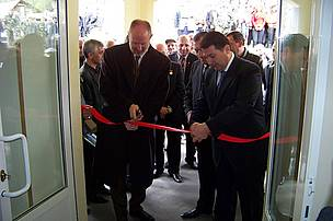 Reopening of Shikahogh Administration Building