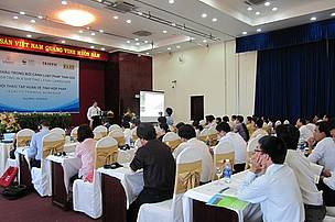 A training course on legality for timber companies under GFTN Vietnam framework