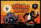 Rhino Raid Game Screenshot  	© WWF / Flint Sky