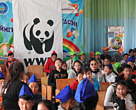WWF mentors and teachers helped the youngsters plan their next moves for 2018-2019.