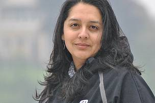 Susan Diaz Herrera of Chile, WWF PBS recipient 2015