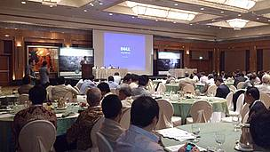 TBI event on 12-13 June 2012 in Jakarta, Indonesia