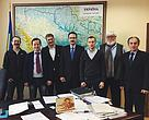 WWF and The Ministry of Ecology and Natural Resources of Ukraine meeting