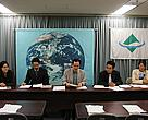 Japanese NGOs sign a joint recommendation on ecological paper procurement
